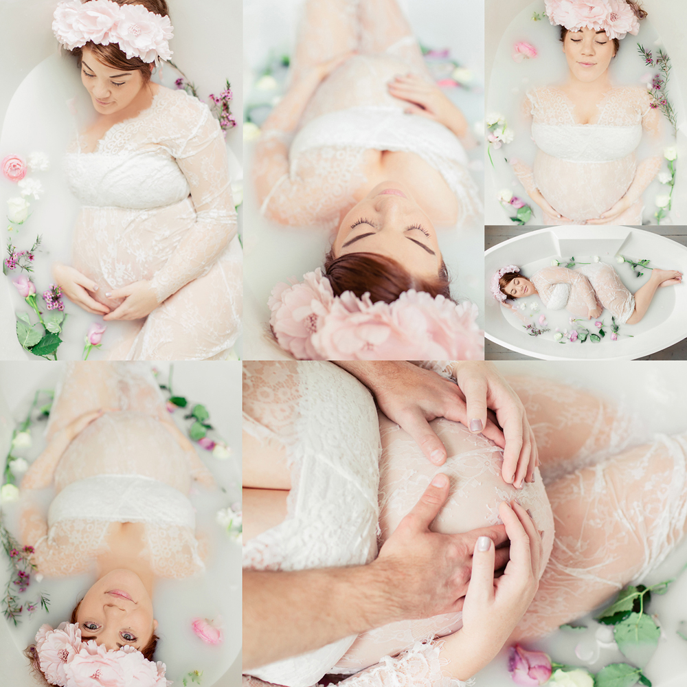 Milk Bath Maternity Perth